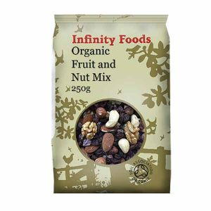 Infinity Foods Organic Fruit And Nut Mix