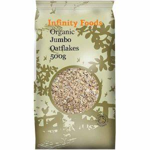 Infinity Foods Organic Jumbo Oats