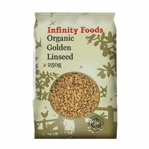 Infinity Foods Organic Linseed Gold