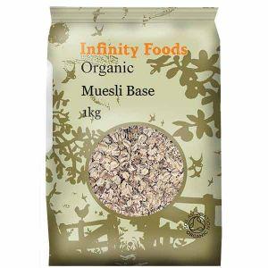 Infinity Foods Organic Muesli Base