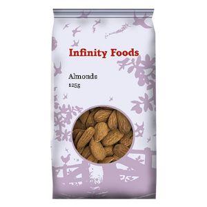 Infinity Foods Non-organic Almonds