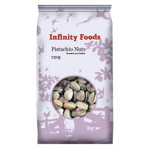 Infinity Foods Non-organic Pistachios