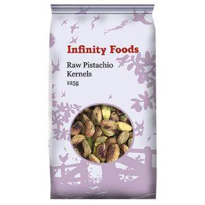 Infinity Foods Non-organic Raw Pistachio Kernals