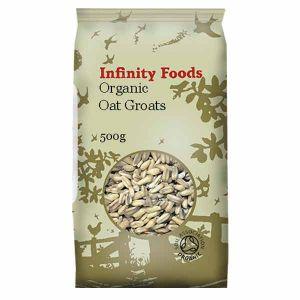 Infinity Foods Organic Oat Groats