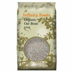 Infinity Foods Organic Oat Bran 500g