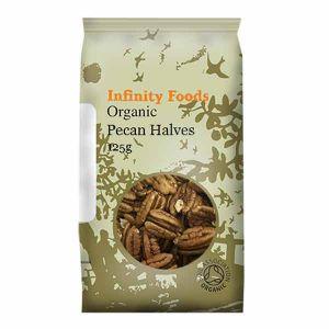Infinity Foods Organic Pecan Halves