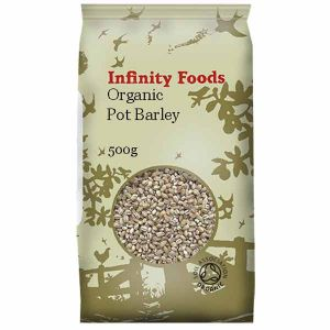 Infinity Foods Organic Pot Barley