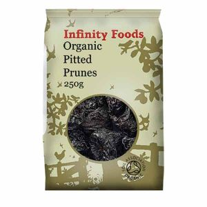 Infinity Foods Organic Pitted Prunes