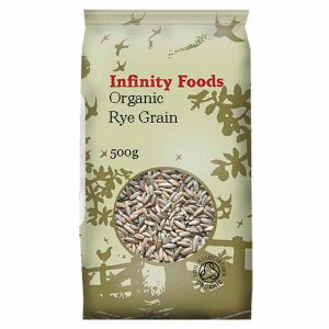 Infinity Foods Organic Rye Grains
