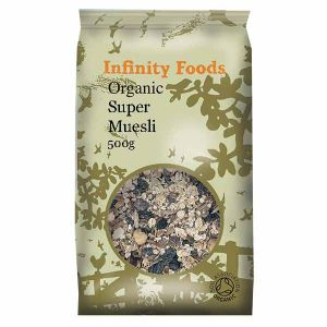 Infinity Foods Organic Super Muesli
