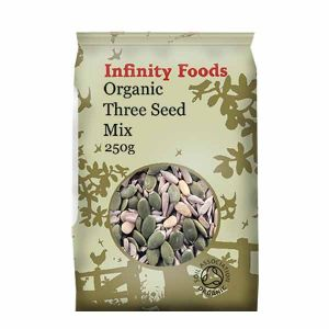 Infinity Foods Organic Three Seed Mix
