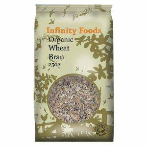 Infinity Foods Organic Wheatbran 250g