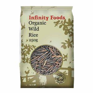 Infinity Foods Organic Wild Rice