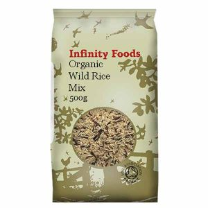 Infinity Foods Organic Wild Rice Mix