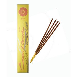 Encens D'auroville Jasmine 10 Incense Sticks