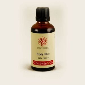 Baldwins Kola ( Cola Nitida ) Herbal Tincture