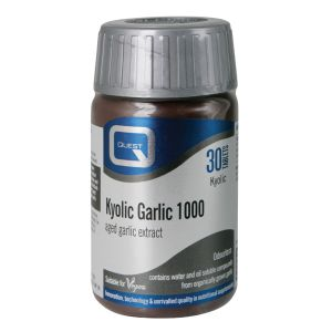 Quest Kyolic Garlic 1000mg Extract 45 Tablets