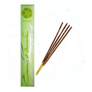 Encens D'auroville Lemon Grass 10 Incense Sticks