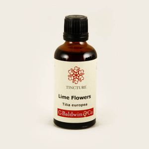 Baldwins Lime Flower  ( Tilia Platyphylla ) Herbal Tincture