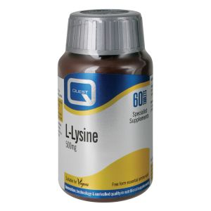 Quest L-lysine 500mg