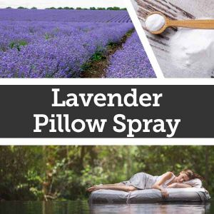 Baldwins Remedy Creator - Lavender Pillow Spray