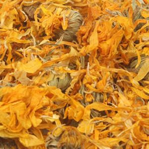 Baldwins Marigold Herb (flowers) ( Calendula Officinalis )