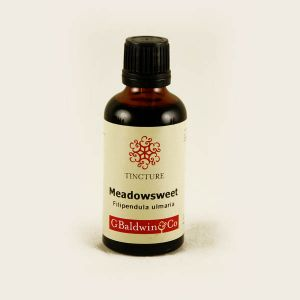 Baldwins Meadowsweet ( Filipendula Ulmaria ) Herbal Tincture
