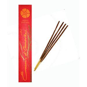Encens D'auroville Mimosa Mandarin 10 Incense Sticks