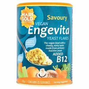 Marigold Engevita Nutritional Yeast With Vitamin B12 125g