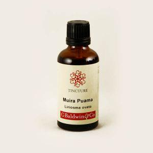 Baldwins Muira Puama ( Liriosma Ovata ) Herbal Tincture