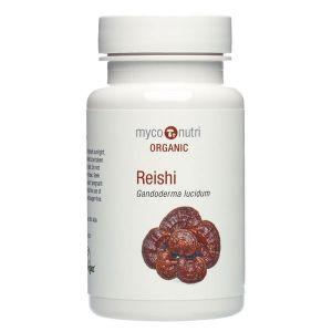 Myco-Nutri Organic Reishi 60 capsules
