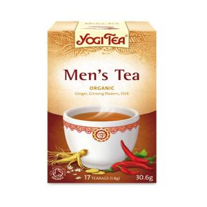 Yogi Tea Men's Tea 17 Organic Teabags