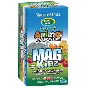 Natures Plus Animal Parade Magnesium Kidz Chewable