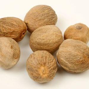 Baldwins Nutmegs Whole ( Myristica Fragrans )