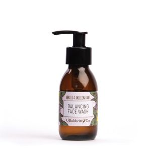 Baldwins Neroli & Willow Bark Balancing Face Wash 100ml