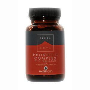 Terranova Probiotic Complex 50 Vegetarian Capsules
