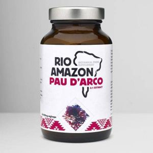 Rio Amazon Pau d'Arco (Lapacho) 500mg 5:1 Extract