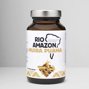 Rio Amazon Muira Puama 500mg