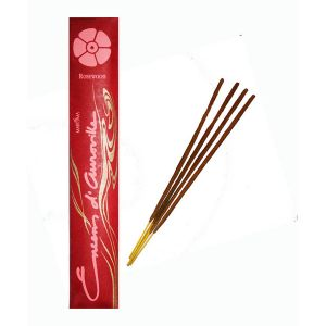 Encens D'auroville Rosewood 10 Incense Sticks