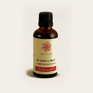 Baldwins St Johns Wort Herbal Tincture