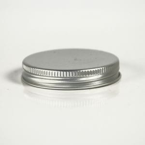 Wide Mouth Jar Clear With Silver Lids 30ml