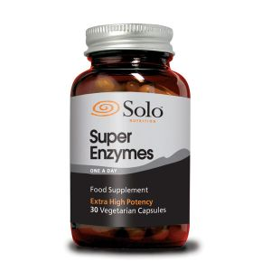 Solo Super Enzymes 30 Vegecaps