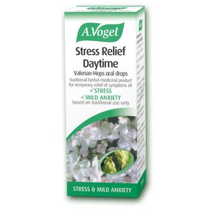 A. Vogel Stress Relief Daytime Drops 50ml