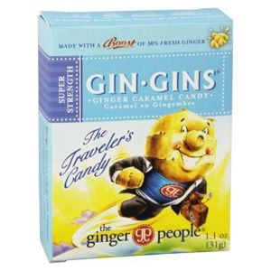 The Ginger People Gin Gins Boost 31gm