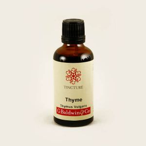 Baldwins Thyme ( Thymus Vulgaris ) Herbal Tincture