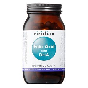 Viridian Folic Acid With Dha