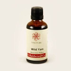 Baldwins Wild Yam ( Dioscorea Villosa ) Herbal Tincture