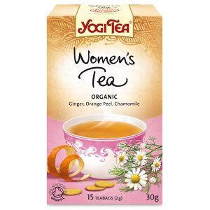 Yogi Women's Tea Organic Tea 17 Bags