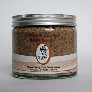 Yasmid's Coffee & Orange Body Scrub 250g