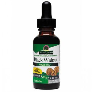 Natures Answer Black Walnut Alcohol Free Fluid Extract 30ml